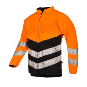 Veste anti-coupure SIP Protection BasePro Hi-Vis orange