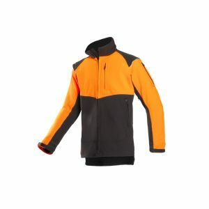 Veste non-protégée Sip Protection Progress orange/gris