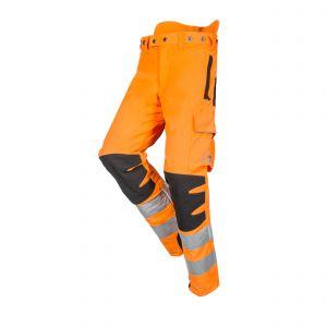 Zaagbroek SIP Protection Progress Hi-Viz oranje