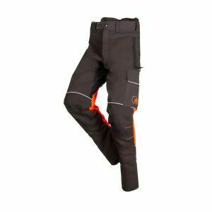 Zaagbroek SIP Protection Samourai grijs