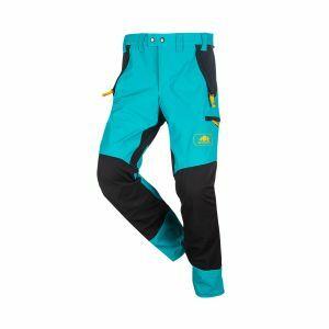 Pantalon non-protégé SIP Protection Gecko bleu