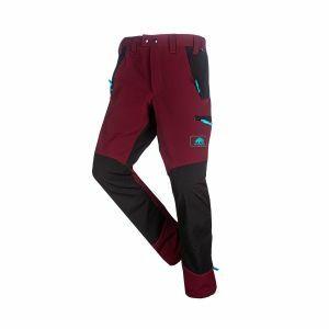 Pantalon non-protégé SIP Protection Gecko bordeaux