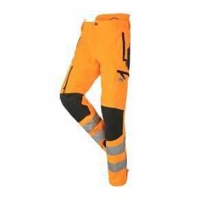 Pantalon non-protégé SIP Protection Progress Hi-Viz orange