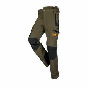 Pantalon non-protégé SIP Protection Progress vert