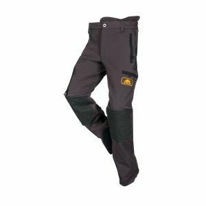 Pantalon non-protégé SIP Protection Progress gris