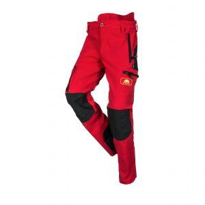 Pantalon non-protégé SIP Protection Progress rouge