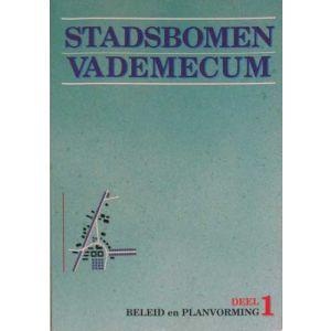 """Livre """"Stadsbomen Vademecum Deel 1"""""""
