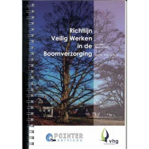 """Livre """"Richtlijn Veilig Werken in de Boomverzorging"""""""