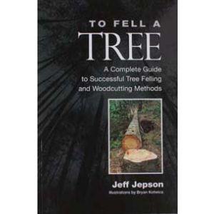 "Livre ""To fell a tree"" en anglais"