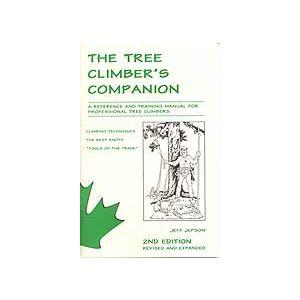 """Livre """"Tree Climber's Companion"""" en anglais"""
