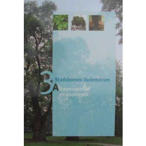 """Livre """"Stadsbomen Vademecum Deel 3 A"""""""