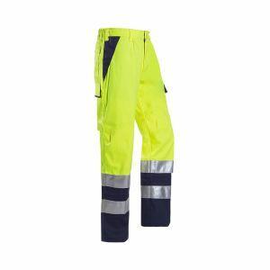 Pantalon avec protection ARC Sioen Royan jaune