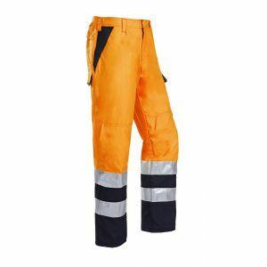 Broek met ARC bescherming Sioen Arudy oranje