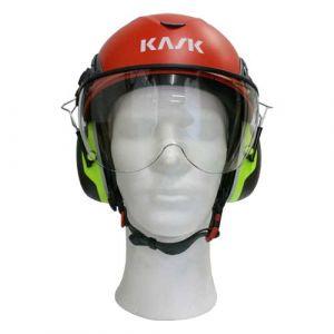 Complete helmset Kask Super Plasma PL rood