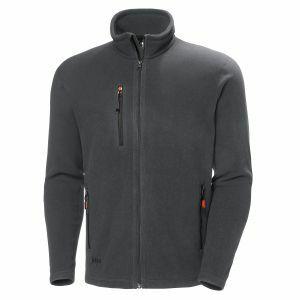 Polaire Helly Hansen Oxford Fleece Jacket gris 72026