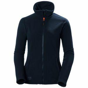 Fleece Helly Hansen W Luna Fleece Jacket marineblauw 72400