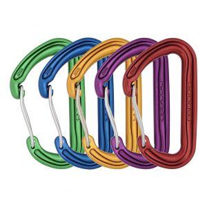 Gereedschapshaak DMM Spectre 2 Multi pack - 6 kleuren