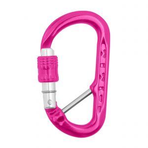 Gereedschapshaak DMM XSRE Lock Captive Bar roze