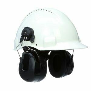 Gehoorbeschermer 3M Peltor WorkTunes Pro FM-radio helmbevestiging