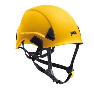Helm Petzl Strato geel  A020