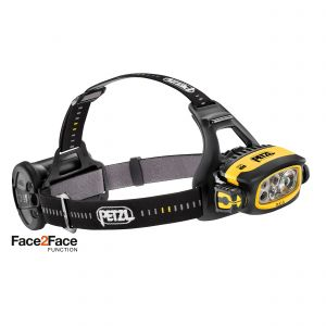 Lampe frontale Petzl Duo S E80CHR