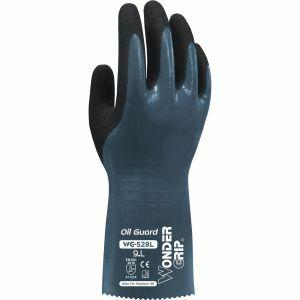 Handschoenen Wonder Grip WG-528L Oil Guard