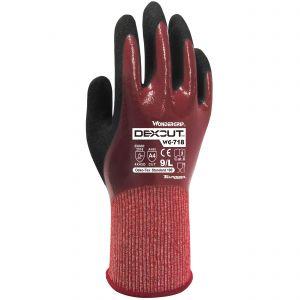 Handschoenen Wonder Grip WG-718 Dexcut