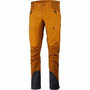 Pantalon de grimpe Lundhags Makke Ms Pant jaune (gold/gold)