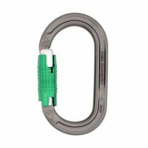 Mousqueton DMM Ultra O Tri-Lock