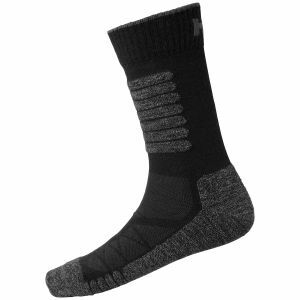 Chaussettes Helly Hansen Chelsea Evolution Winter Socks noir 79643