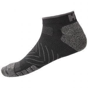 Chaussettes Helly Hansen Kensington Summer Sock noir 79640