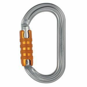 Mousqueton Petzl OK Triact-Lock M33ATL