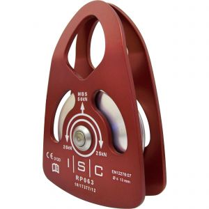 Poulie ISC Medium Single Prussik Pulley 50kN