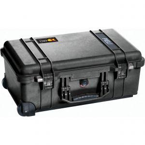 Koffer Peli 1510 met schuimrubber zwart