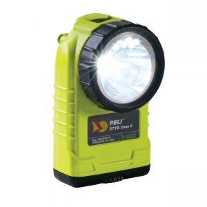 Lamp Peli 3715Z0 (Atex Zone 0) geel