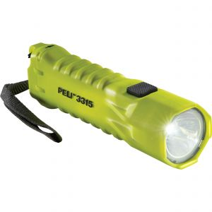 Lamp Peli 3315Z0 (Atex Zone 0) geel