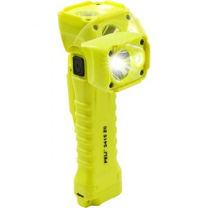 Lamp Peli 3415Z0 (Atex Zone 0) geel