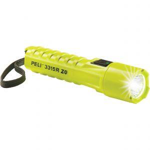 Lamp Peli 3315RZ0 (Atex Zone 0) geel
