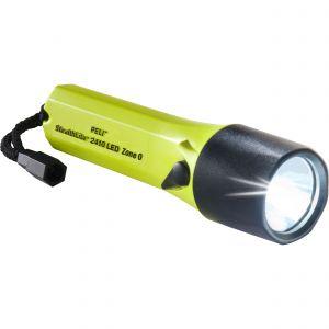 Lamp Peli 2410Z0 (Atex Zone 0) geel