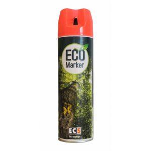 Markeerverf Eco-marker 500ml rood