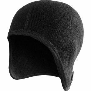 Muts Woolpower Helmet Cap zwart