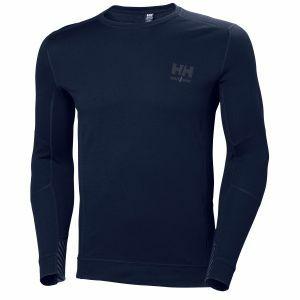 Onderhemd met lange mouwen Helly Hansen Lifa Merino marine 75106