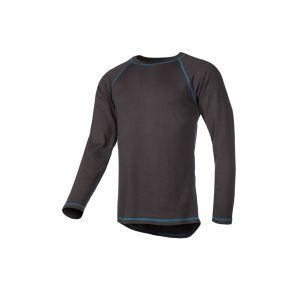 Maillot manches lonhues Sioen Visby grijs