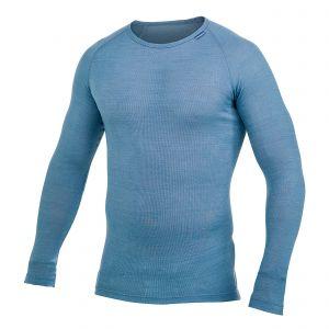 Onderhemd Woolpower Crewneck Lite lichtblauw