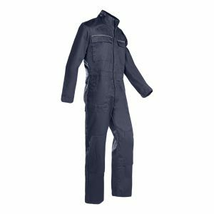 Combinaison avec protection ARC Sioen Anaco bleu