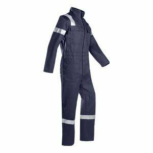 Combinaison avec protection ARC Sioen Carlow bleu