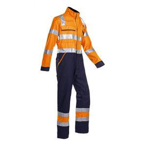Overall met ARC bescherming Sioen Guardo oranje