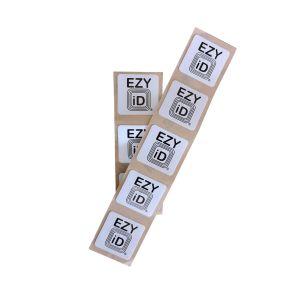 RFID sticker EZYiD