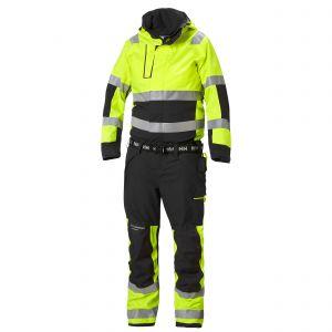 Combinaison Helly Hansen Alna 2.0 Shell Suit jaune 71695