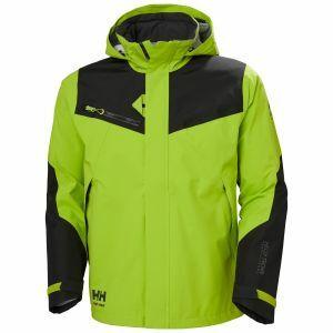Regenjas Helly Hansen Magni Shell Jacket groen 71161